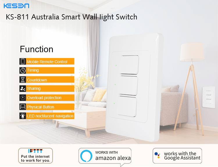 smart light switch australia