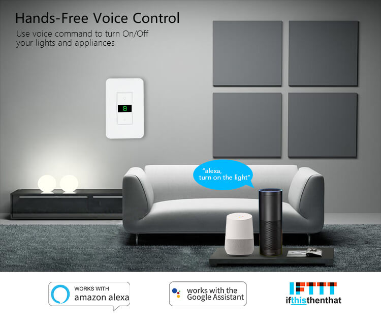 alexa dimmer switch
